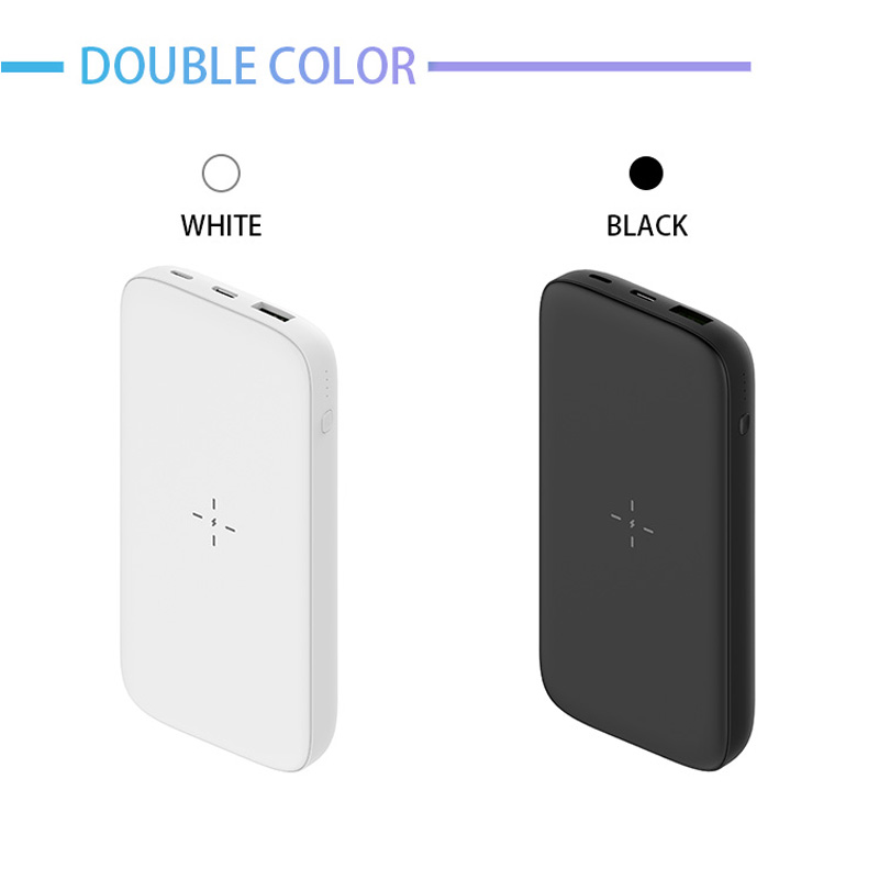 A37 10000mah wireless power bank