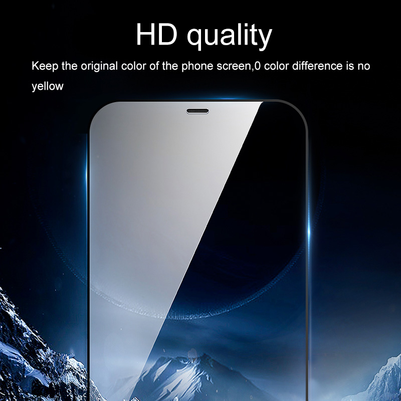 WeAddU Smartphone Phone 111D Full Cover Tempered Glass Screen Protector Film For IPhone Samsung Huawei Xiaomi Screen Protector