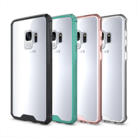 TPU PC Phone Case For Samsung S9 S8