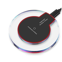 Wireless Charging Pad Qi For Apple Iphone