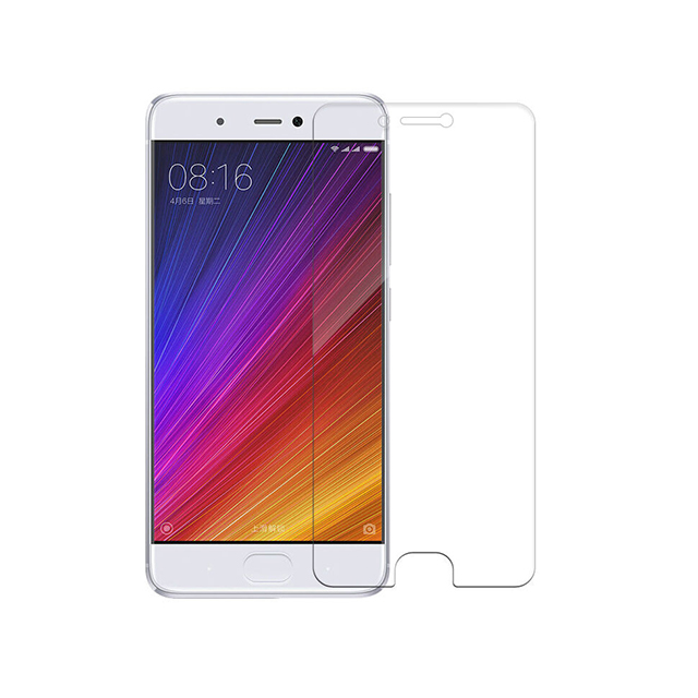 2.5D clear hot sale anti blue tempered glass screen protector for Xiaomi mi 5S