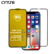 Iphone X/XS/XR/XS MAX 5D 9H Tempered Glass Screen Protector